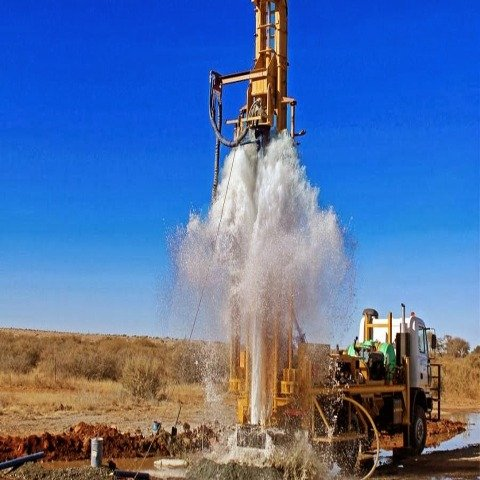 borehole water well drilling rigs
